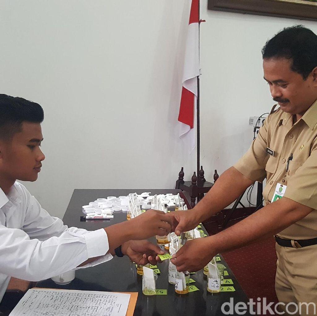 Pegawai Pemkot Malang Dites Urine