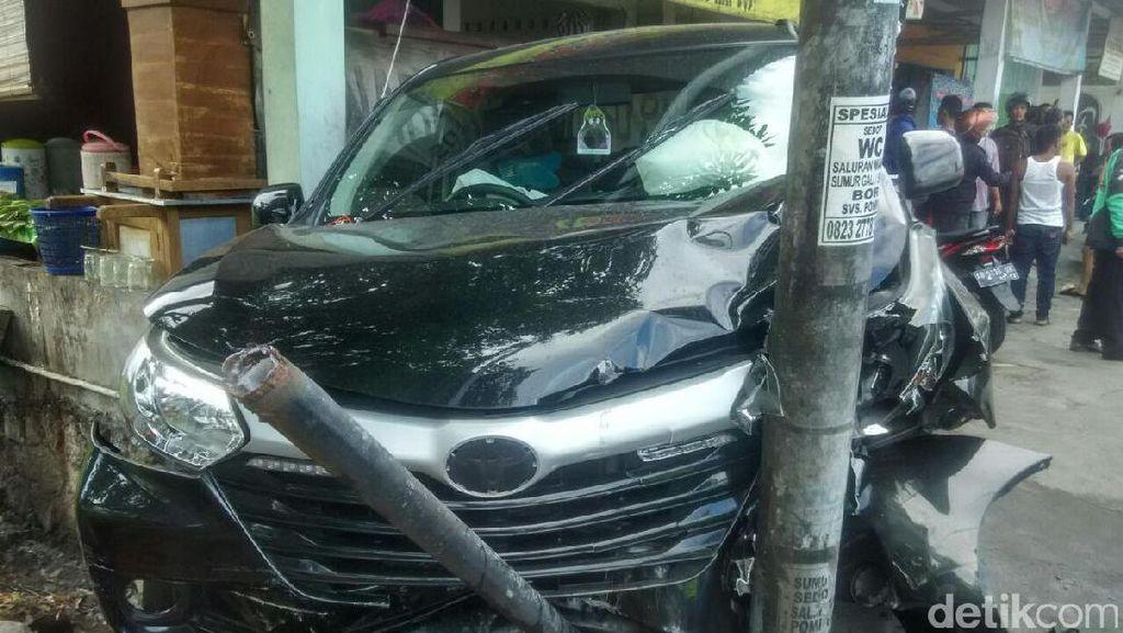 Sopir Ngantuk, Mobil Tabrak Seorang Pelajar hingga Tewas di Bantul