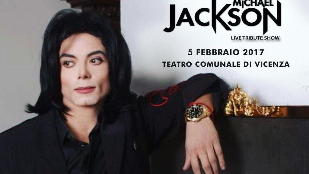 Foto: Bikin Kaget, Pria Ini Mirip Banget Michael Jackson
