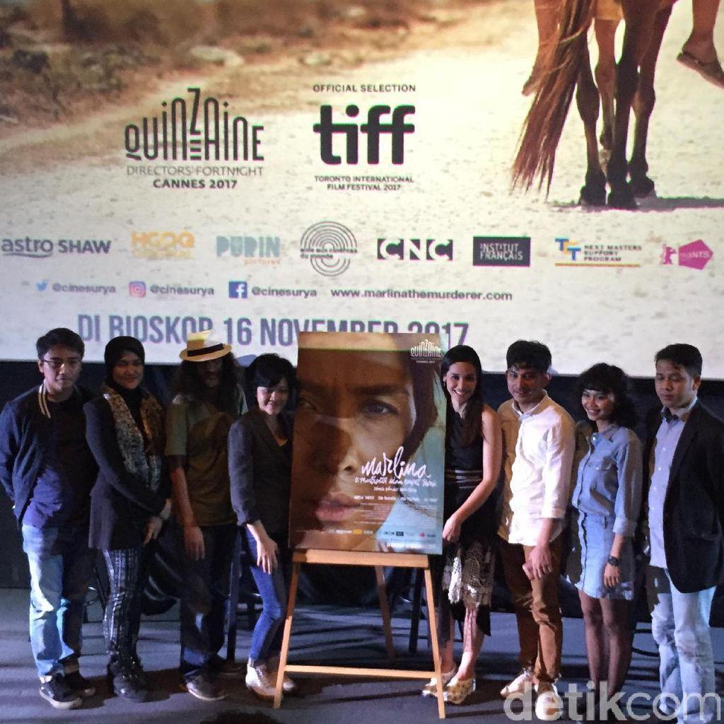 Marlina si Pembunuh dalam Empat Babak Tayang di Bioskop 16 November