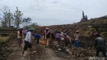 Petani Magetan Tuntut Bupati Buatkan Akses Jalan ke Sawah