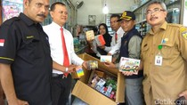 Razia Obat PCC di Banda Aceh, BPOM Malah Sita Obat Kuat