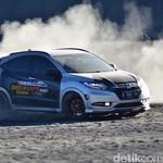 Honda HR-V Dijajal Menuju Gunung Bromo