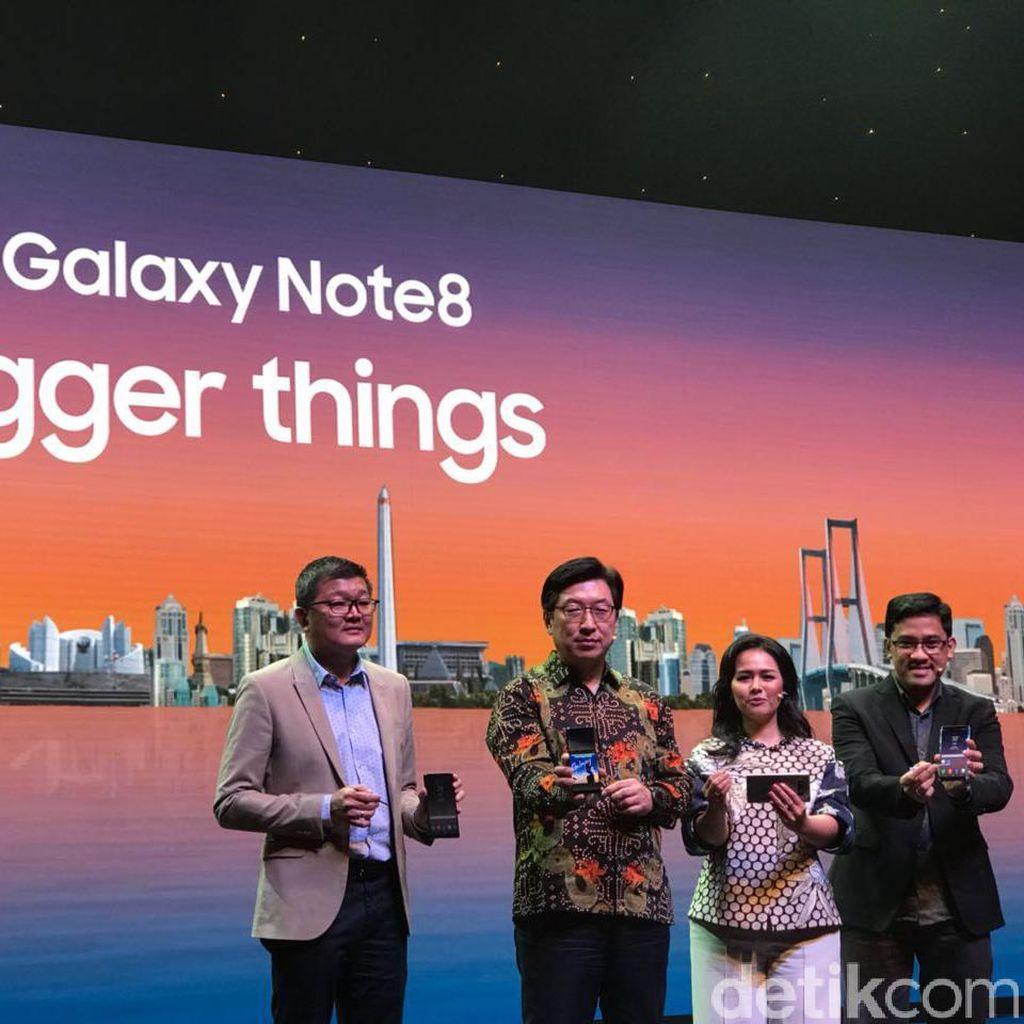 Samsung Resmi Jual Galaxy Note 8 di Indonesia