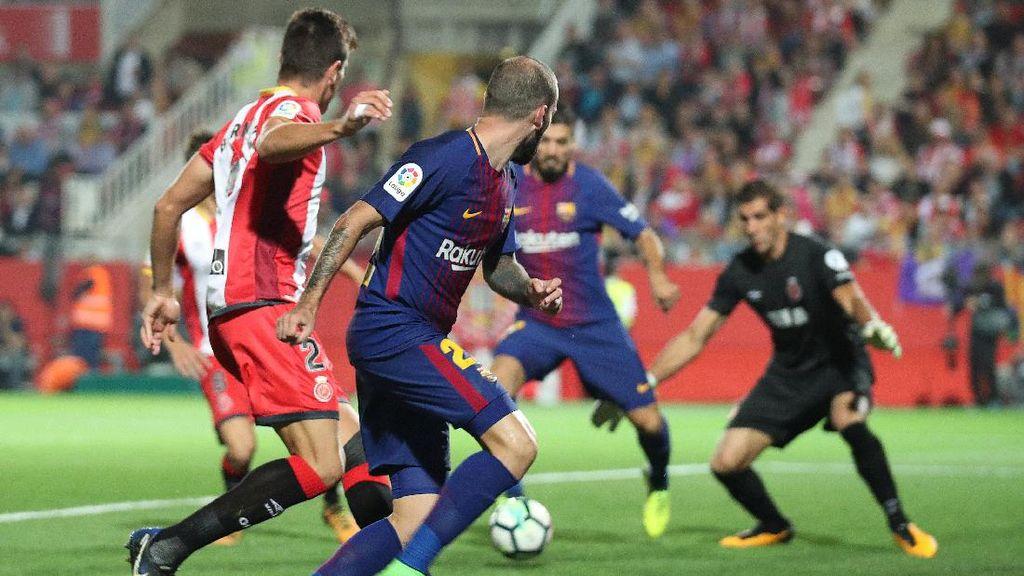 Topskorer Barca Sejauh Ini: Messi, Own Goal, Suarez