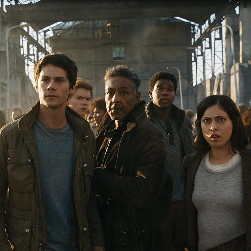 Penuh Aksi Menegangkan di Trailer Perdana Maze Runner 3