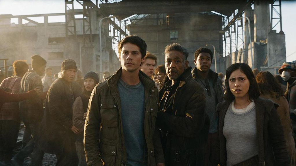 Maze Runner: The Death Cure Akhirnya Rilis Trailer Perdana