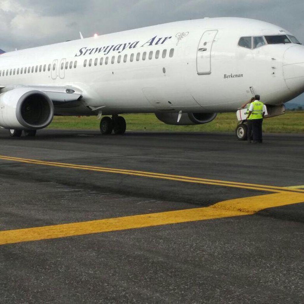 Aspal Runaway Bandara Makassar Amblas, Sempat Sebabkan Delay