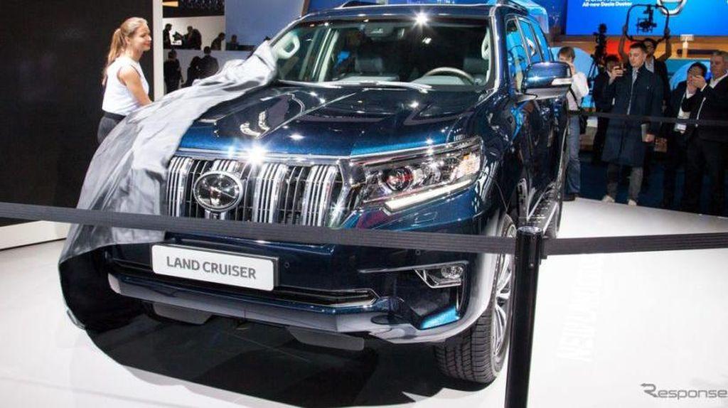 Wajah Anyar Toyota Land Cruiser Prado