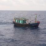 Susi Tangkap Kapal Ikan Asing di Natuna