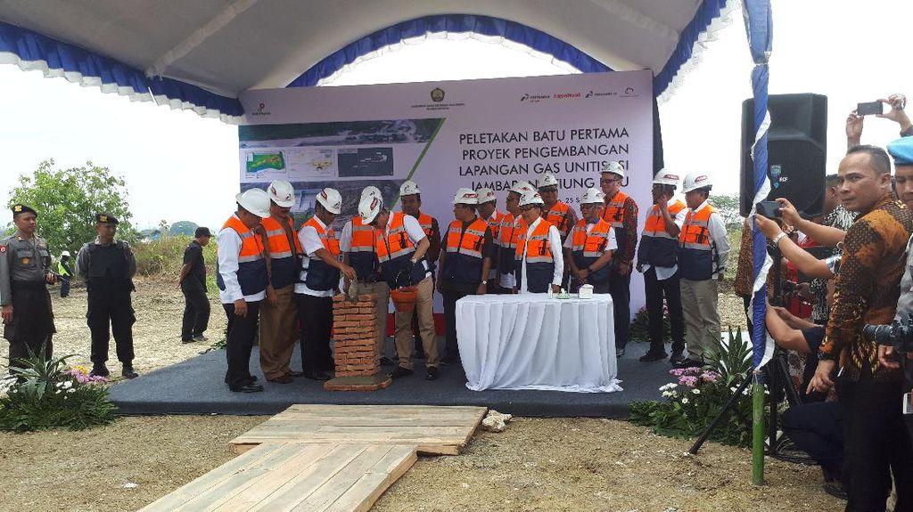 Cerita Jonan Hemat Rp 7 T dari Proyek Gas Pertamina di Jatim