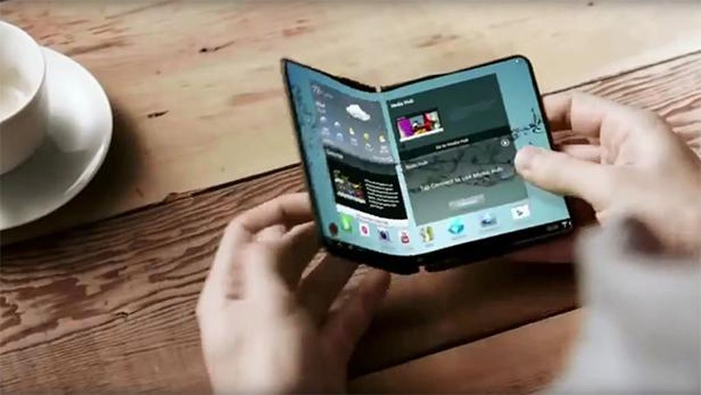 Apple Punya iPhone X, Samsung Siapkan Galaxy X