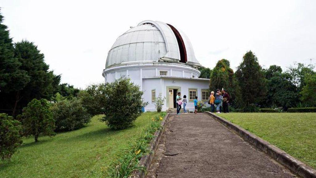 Wisata Edukasi ke Observatorium Bosscha