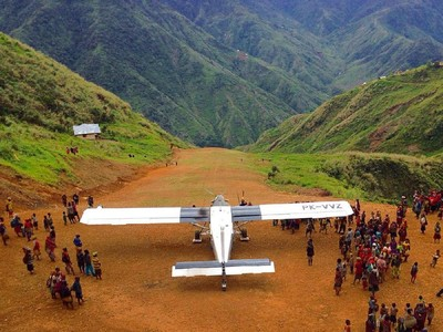 Foto: Penerbangan-penerbangan Pesawat Terpendek