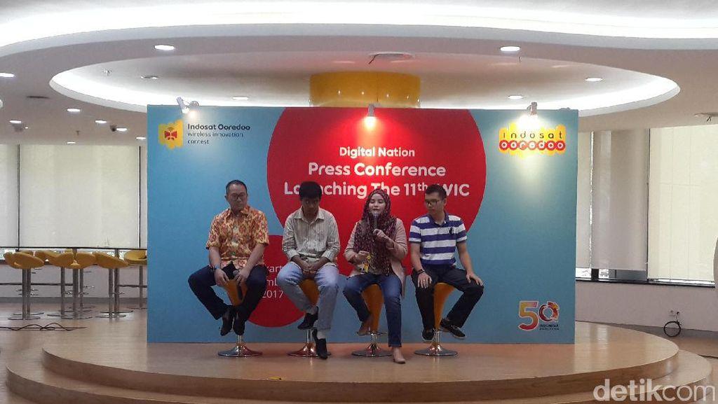 Digital Nation Jadi Jargon IWIC 2017