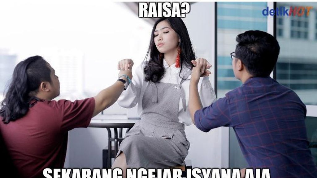 Please Isyana... Kamu Nggak Usah Cepet-cepet Nikah Kayak Raisa