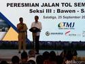 Target Jokowi: Jakarta-Probolinggo Tersambung Tol Akhir 2018