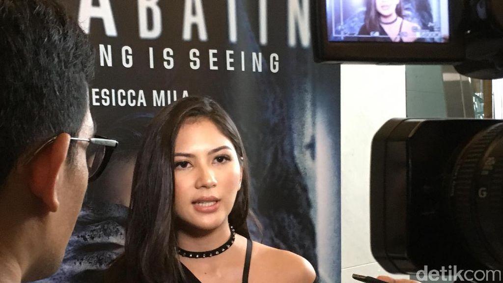 Pertama Main Film Horor, Jessica Mila Alami Kejadian Mengerikan