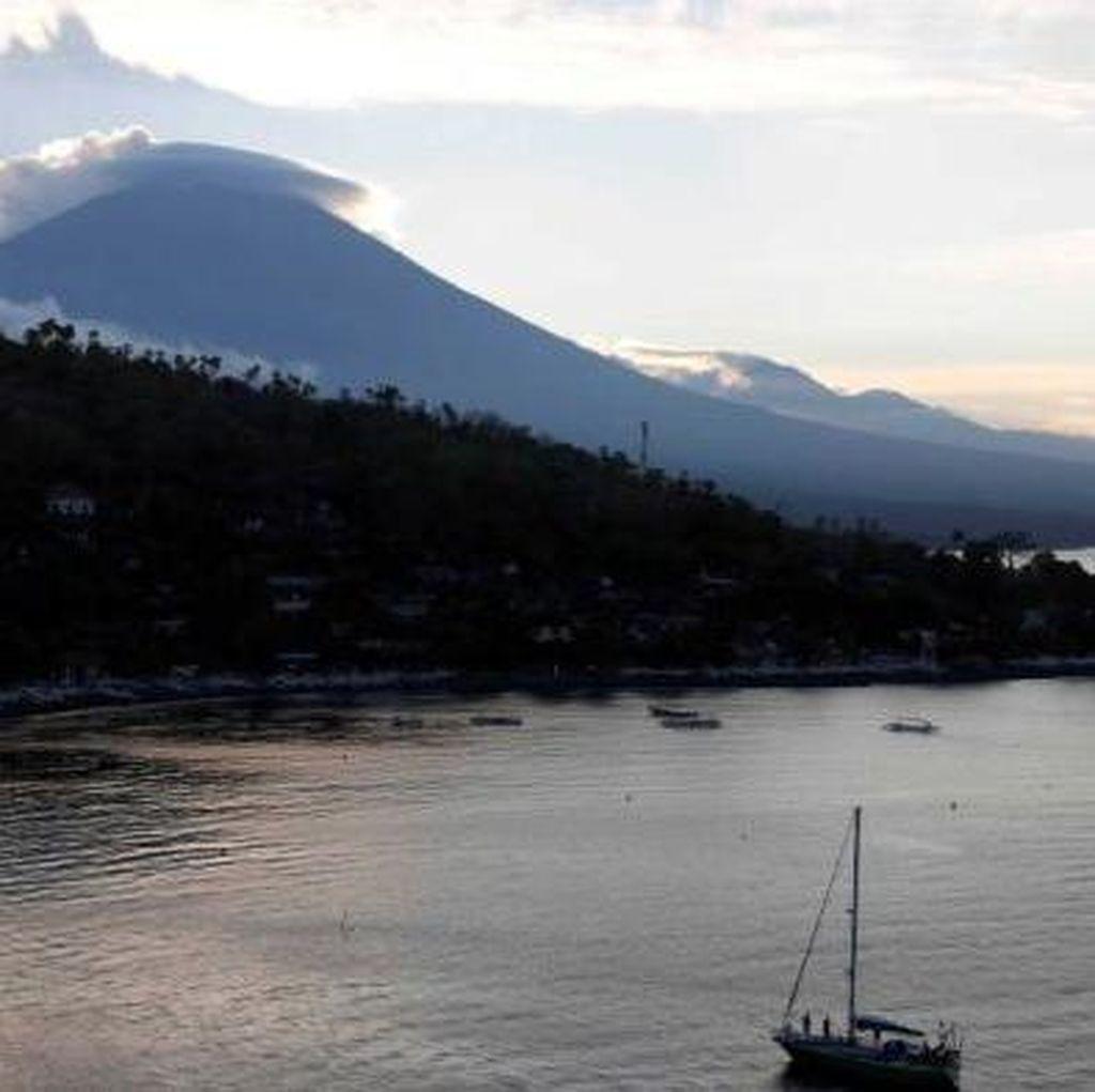 Jika Gunung Agung Meletus, Suhu Bumi Diperkirakan Lebih Sejuk