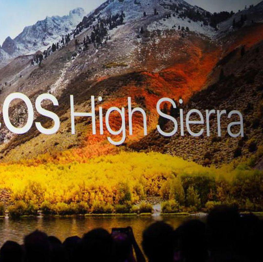 Mantan Hacker NSA Temukan Celah di macOS High Sierra