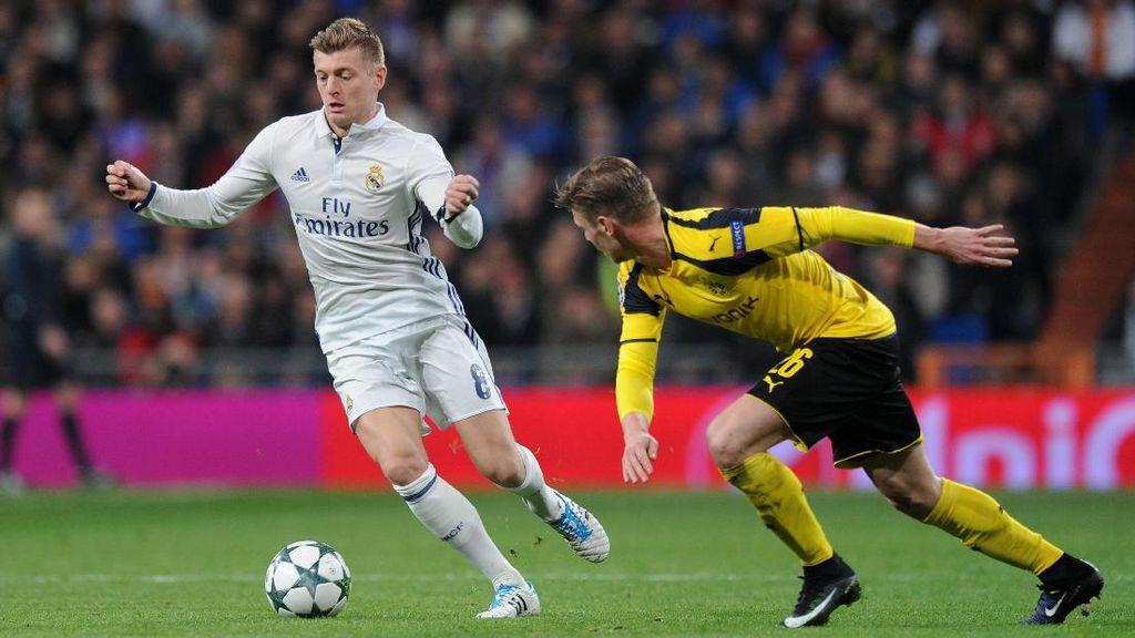 Situasi Madrid Kurang Ideal, Dortmund Tak Terpengaruh