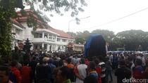 Temui Pendemo Tolak Transportasi Online, Ini Kata Wawali Malang