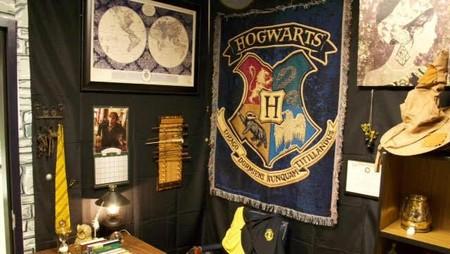 Keren! Guru Ini Sulap Ruang Kelas Jadi Sekolah Harry Potter