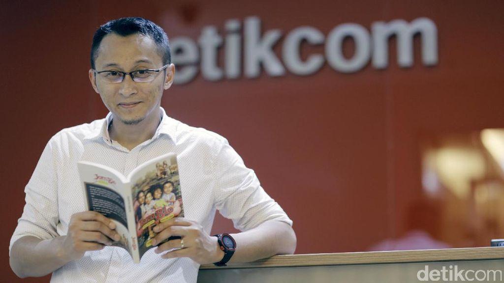 Adhitya Mulya: Jangan Pernah Tulis Novel Kalau Nggak Tahu Ending