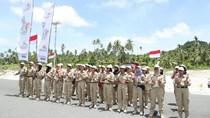 Dari Pulau Terluar di Ujung Sulawesi, Kirab Pemuda Nusantara 2017 Dimulai