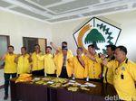 Kecewa SK Bodong, Kader Partai Golkar Cianjur Juga Kembalikan KTA