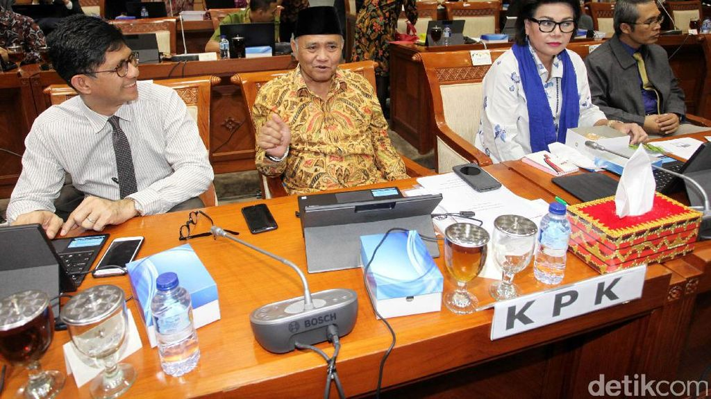 Penyadapan Terus Disoal, KPK Minta DPR Percepat Pembentukan UU