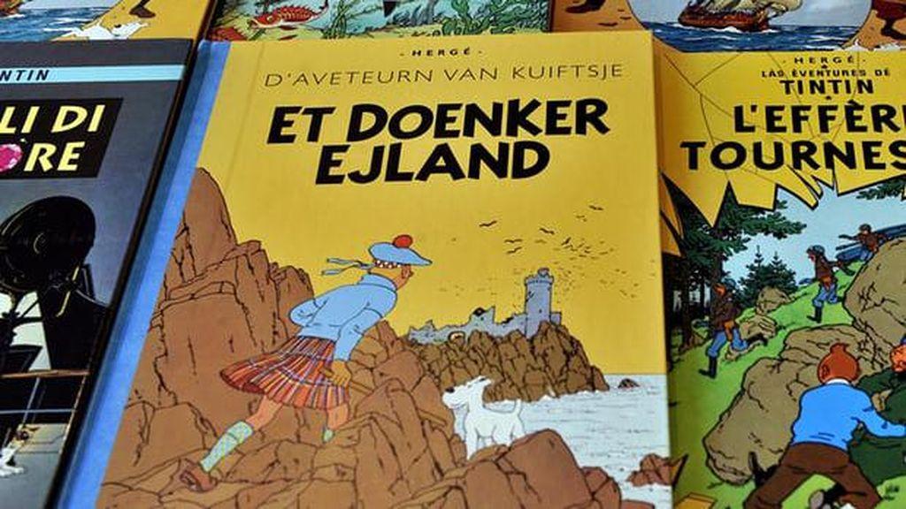 Apakah Detektif Tintin Seorang Perempuan?