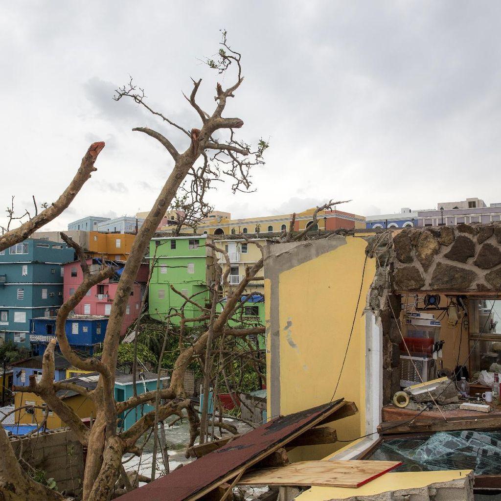 Lokasi di Klip Despacito Diterjang Badai Maria, Sutradara Menangis Haru