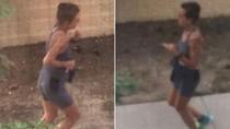 Polisi AS Buru Pelari yang Sering BAB di Halaman Rumah Warga