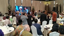 Wapres JK Hadiri Perayaan Ultah Mantan Kapolri Awaloedin