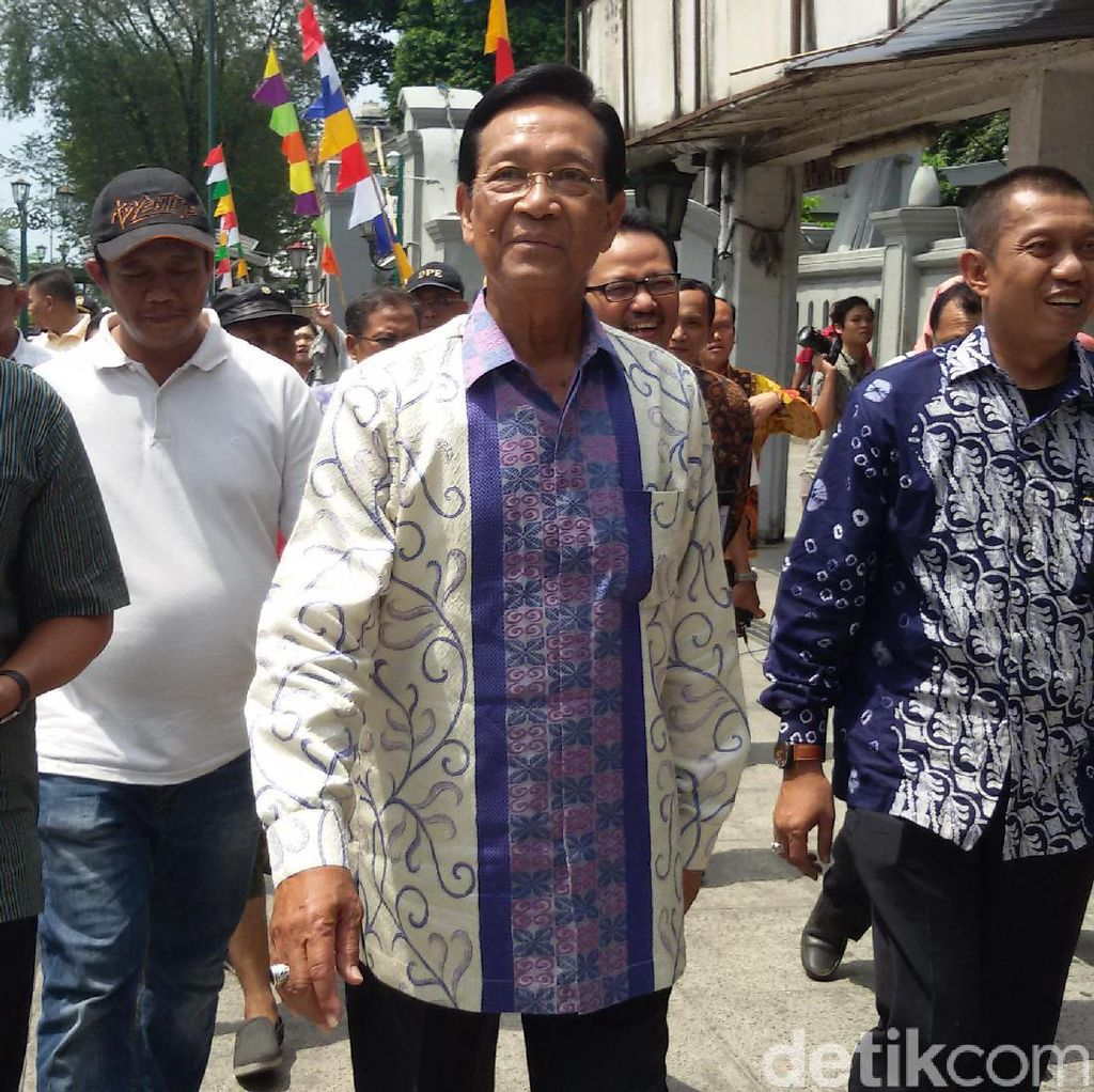 Sultan HB X Ajak Seniman Berkarya di Malioboro
