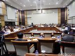 Rapat Komisi III DPR dengan KPK Dilanjutkan Secara Tertutup