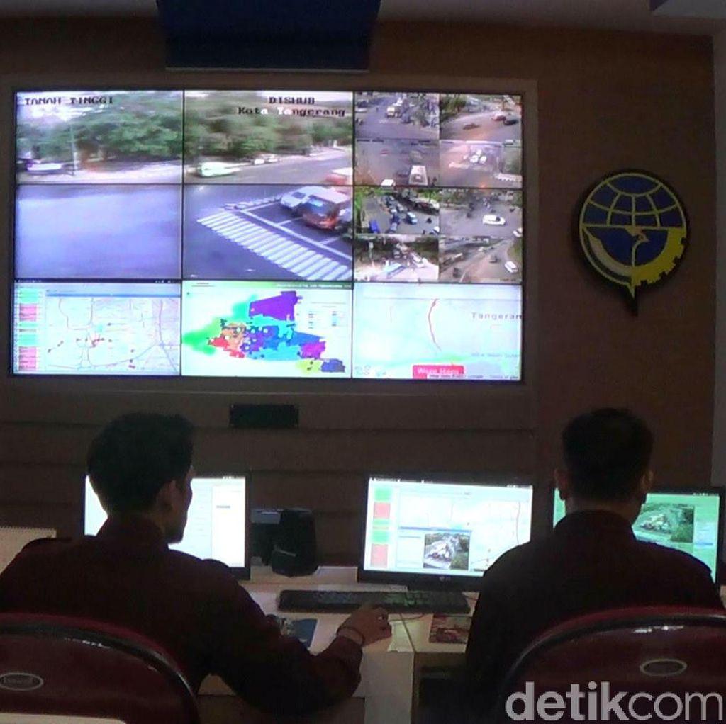 5 Titik di Kota Tangerang Dipasangi CCTV Bersuara