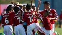 Indonesia Finis di Posisi ke-8 Ajang Aqua Danone Nations Cup 2017