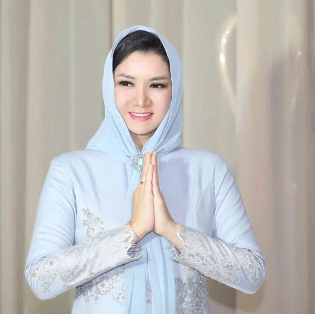 Foto: Rita Widyasari, Bupati Cantik Berprestasi yang Jadi Tersangka KPK