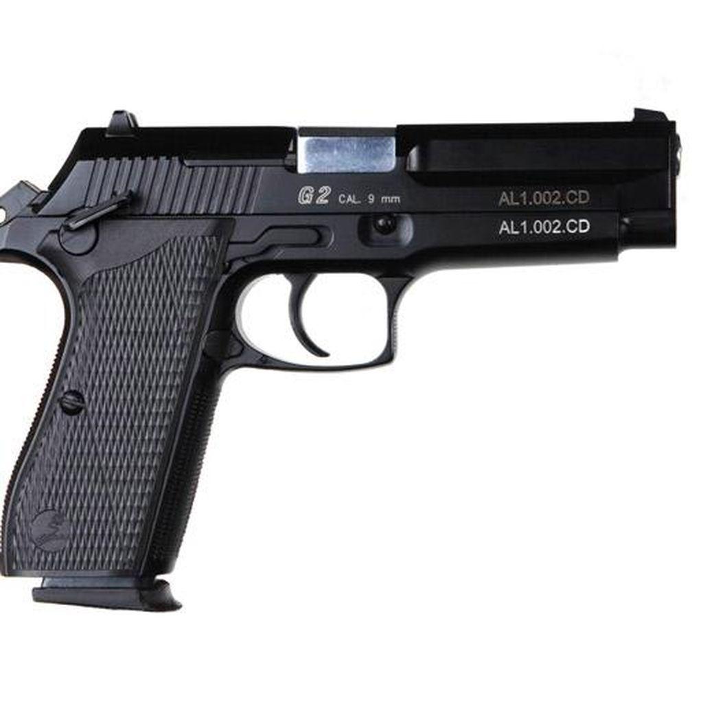 MAG 4 Pesanan Polri dan Deretan Pistol Canggih Buatan Pindad