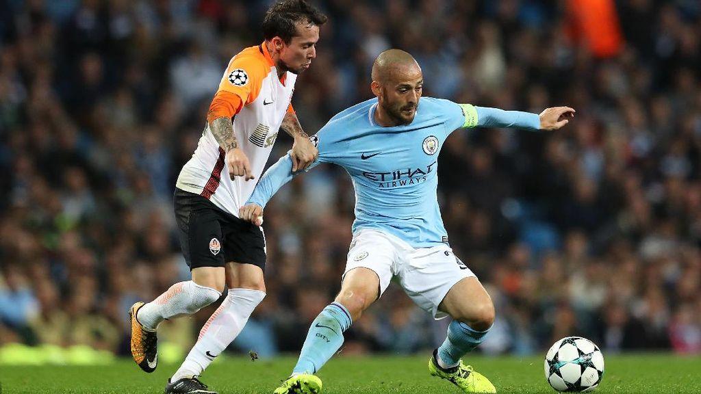 City vs Shakhtar Masih Tanpa Gol