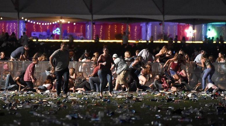 Pakar Keamanan AS: Pembantaian di Las Vegas Tak Bisa Dicegah