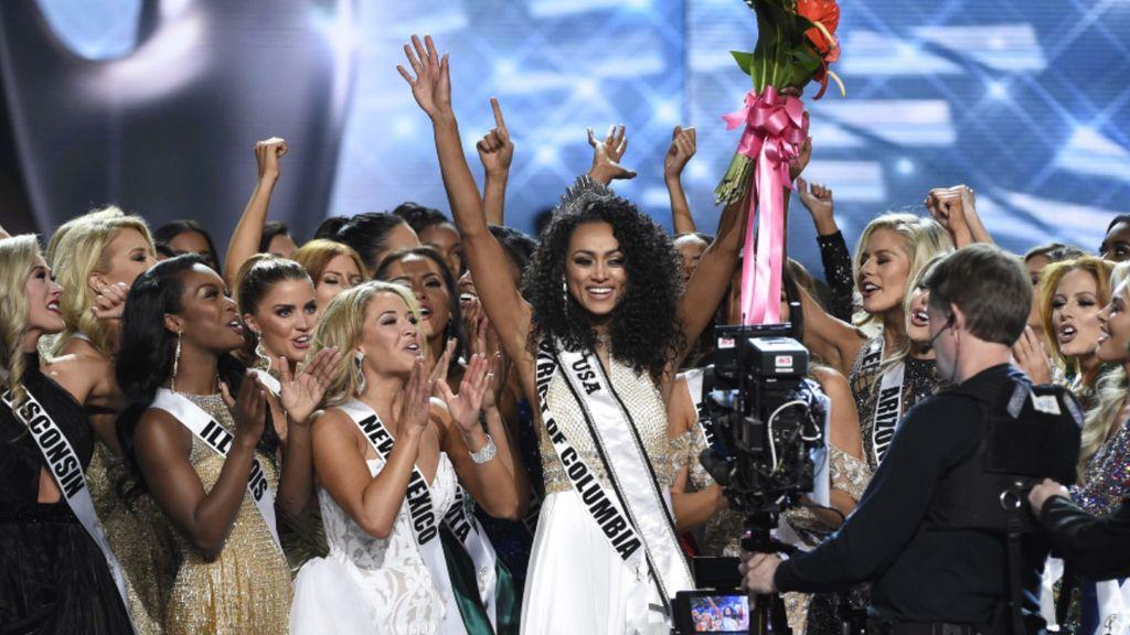 Kára McCullough, Ilmuwan Nuklir Pemenang Miss USA 2017