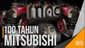 Menjelajah Waktu di Mitsubishi Auto Gallery
