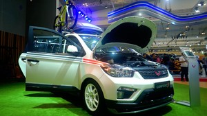 Wuling Motors Siap Bersaing di Indonesia