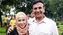 Para Pasangan Indonesia yang Nikah Beda Usia Puluhan Tahun