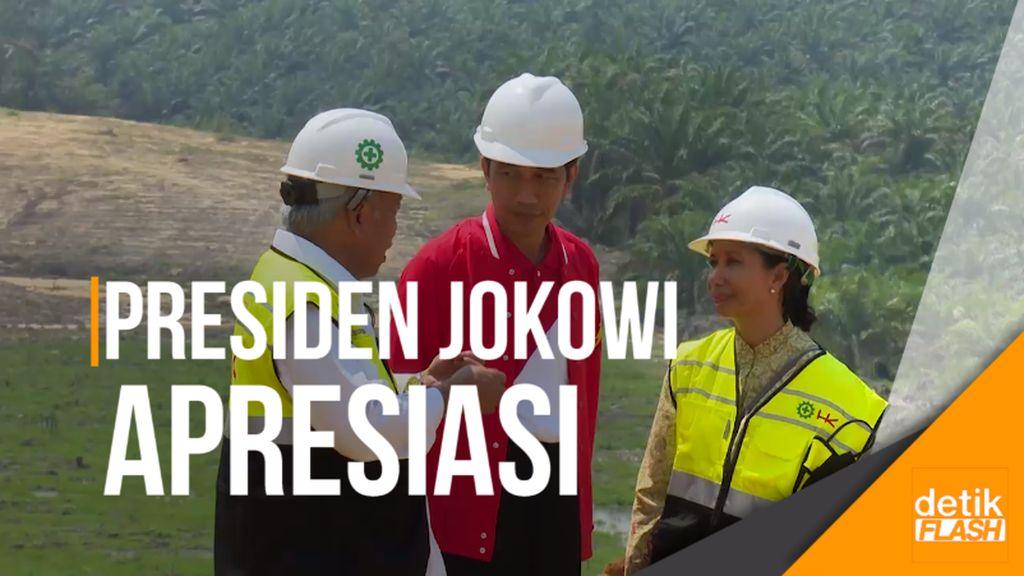 Pembangunan Ruas Tol Pekanbaru – Dumai, Pembebasan Lahan Sudah 47%