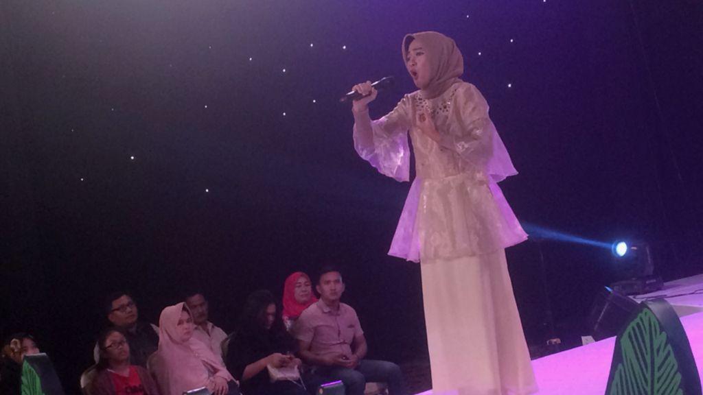 Pertama Kalinya Bakat Seriosa Muncul di Sunsilk Hijab Hunt 2017