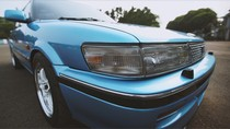 Toyota Corolla Liftback, Barang Langka di Indonesia